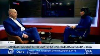 Дмитрий Гордон на казахском телевидении. 24.01.2018