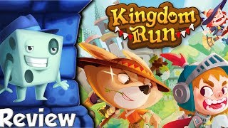 Kingdom Run Review - with Tom Vasel