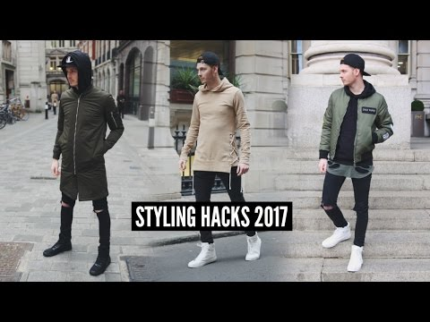 Mens Fashion Hacks & Tips for Winter 2019