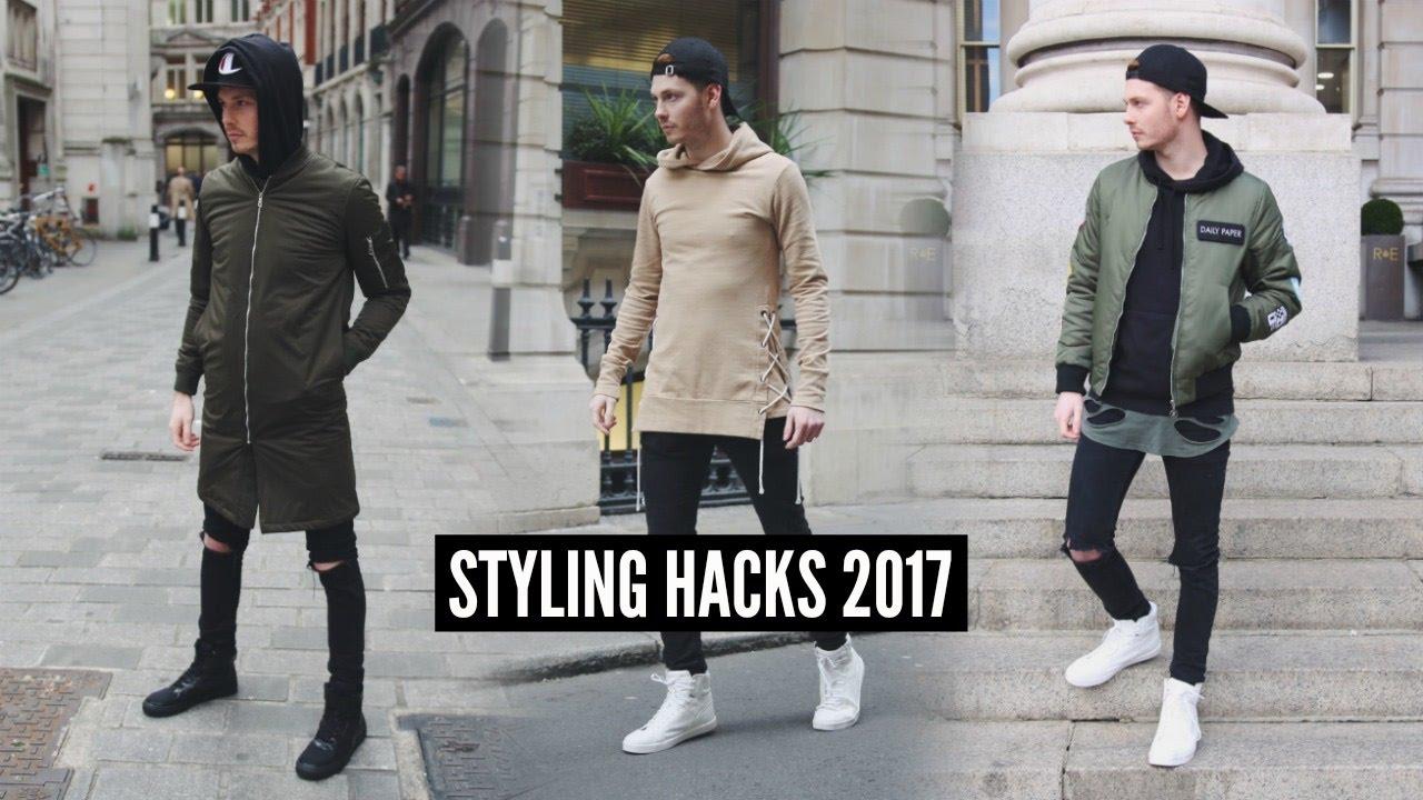 mens fashion hacks tips for winter 2018 youtube. Black Bedroom Furniture Sets. Home Design Ideas