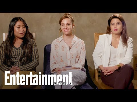 'Roma' Cast On Telling Alfonso Cuaron's Very Personal Story | Entertainment Weekly