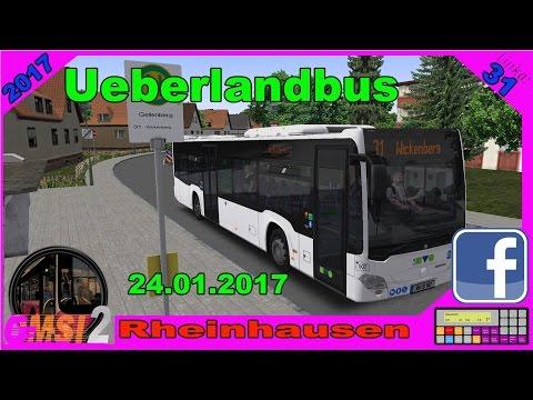 OMSI 2 - Rheinhausen - Linka 31 - Wickenberg X Gellenberg