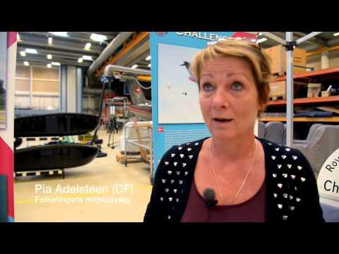 Folketingets Miljøudvalg På Besøg Hos Air Transport Wing Aalborg