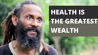 Health tips from a rastaman