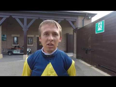 Racing's Inside Track tv spoke to Bertram Allen