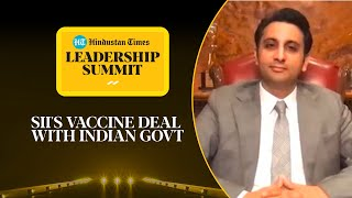 'Every 4-5 months, a new vaccine': SII CEO on India 'priority' #HTLS2020