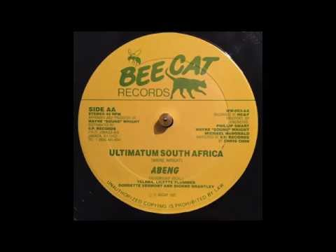 Abeng - Ultimatum South Africa - Bee Cat Records - Reggae