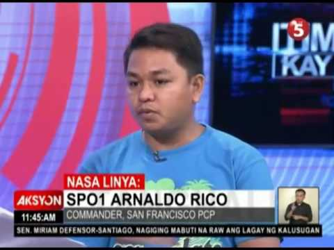 Binging SPO1, Nahilo-Hilo Sa Pagpapalusot!