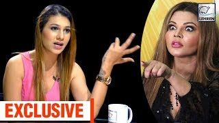 Jasleen Matharu's Reaction On Rakhi Sawant's Funny Comments On Anup