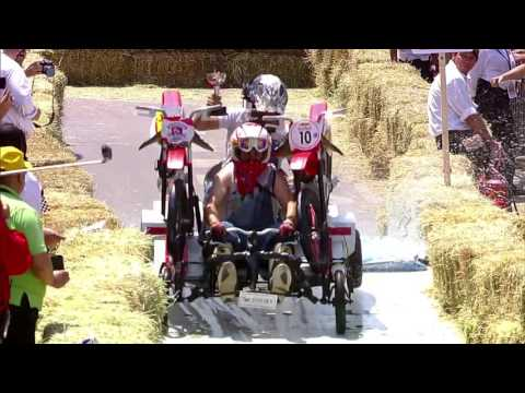 Red Bull Soapbox Race Chile 2016