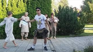 Бабушка лёгкого поведения-2. Фильм о фильме. Сцена с гусыней
