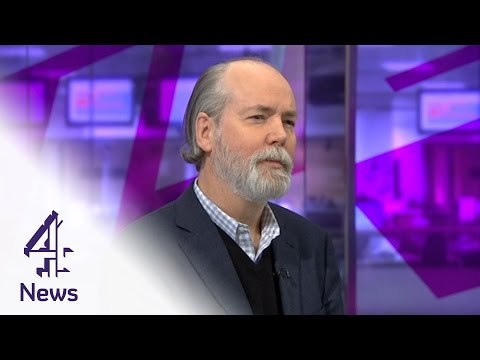 Douglas Coupland interview: The fight for 'Generation Next' | Channel 4 News