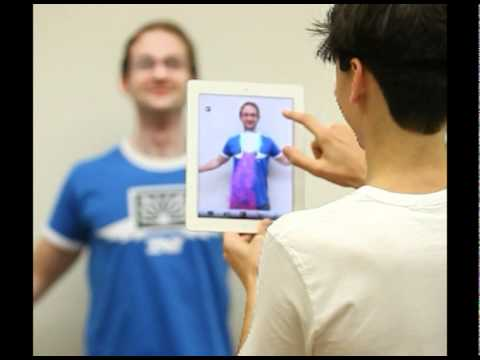 how to make augmented reality t shirts