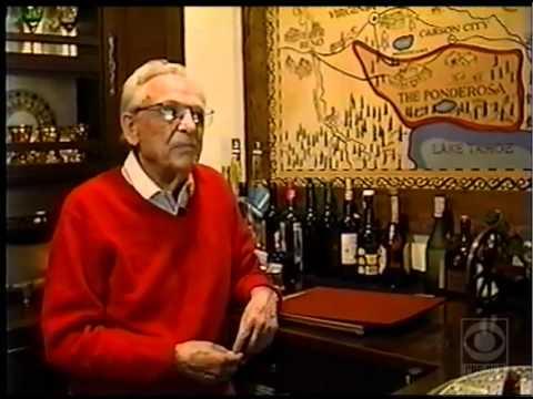 "1999 Archival Interview with ""Bonanza"" Producer David Dortort"