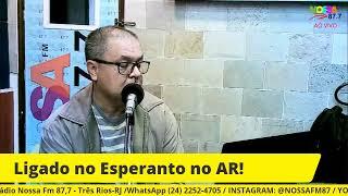 LIGADO NO ESPERANTO! 11/07/2021