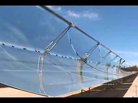 Solar Thermal Generating Station - California