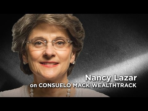 TOP RANKED ECONOMIST NANCY LAZAR DISCUSSES THE PROSPECTS FOR THE U.S. ECONOMY.