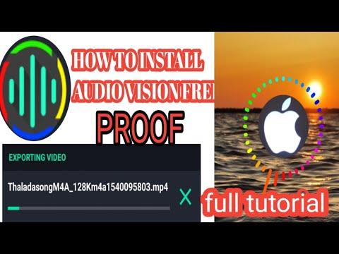 Audio Vision Pro Apk Download