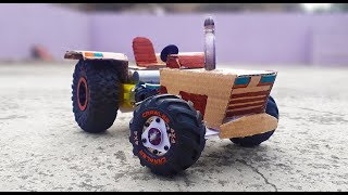 How to make RC Tractor at Home - Auto Steering Tractor