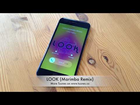 Look Ringtone - GOT7 Tribute Marimba Remix Ringtone - For iPhone & Android