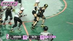 WFTDA Roller Derby - Division 1, Seattle - Game 6 - Jacksonville vs. Rat City