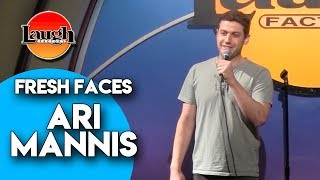 Ari Mannis | When I Become President | Laugh Factory Stand Up Comedy