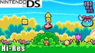 Super Princess Peach - Nintendo DS Gameplay High Resolution (DeSmuME)