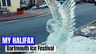 Dartmouth Ice Festival - My Halifax - Things To Do In Halifax