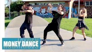 AV Compton - Money Dance #MoneyDanceChallenge @DanceOnNetwork Jayden Rodrigues JROD