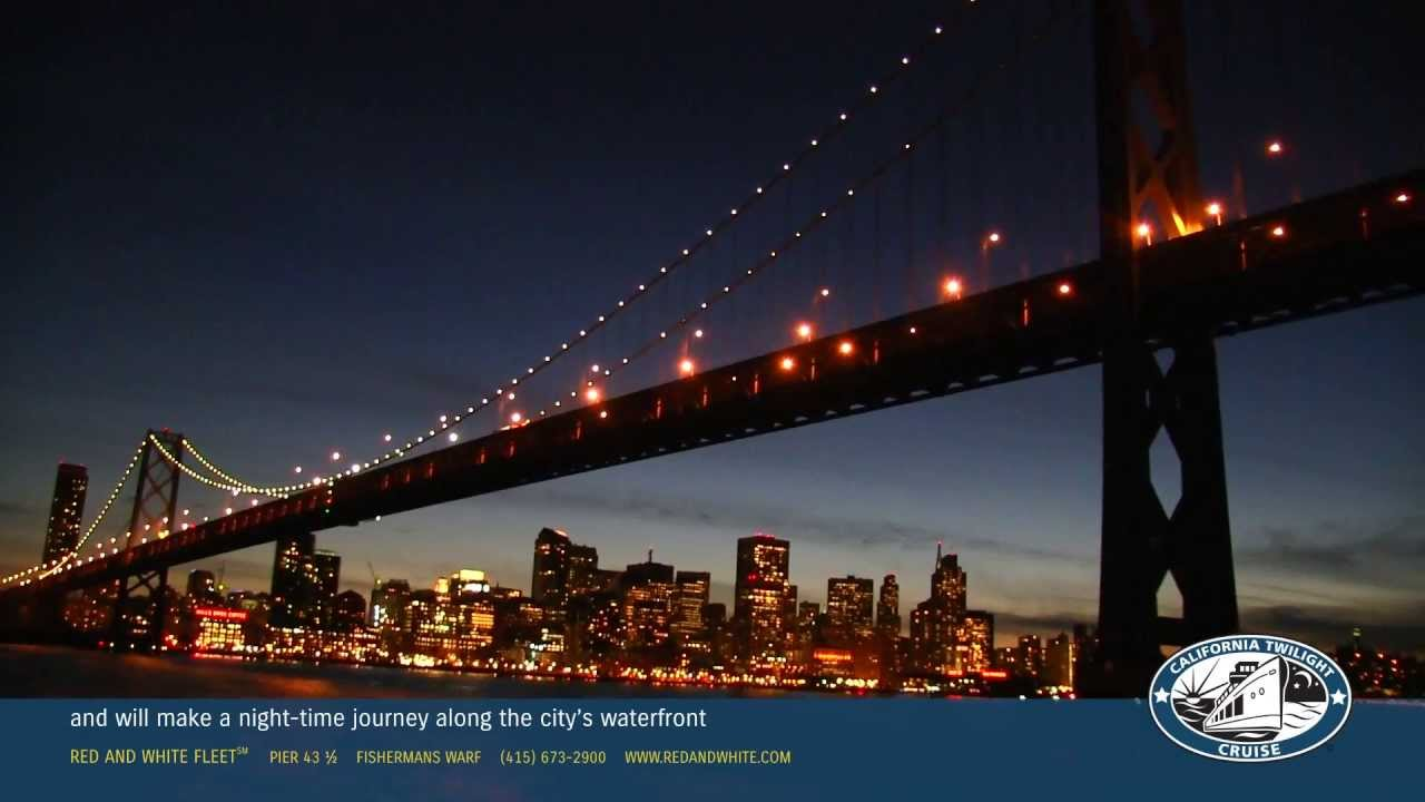 See San Francisco S Sparkling City Lights California Twilight Cruise