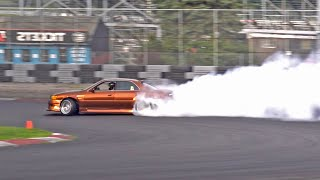 homepage tile video photo for Best Backward Entries in my JZX100 Chaser!