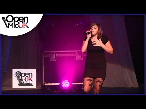 Open Mic UK  Lucy Walters  Aldershot Regional Final