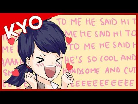 Adrien's Affection Versus Chat's Affection (Hilarious Miraculous Ladybug Comic Dub)