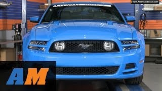 Mustang MMD Headlight Splitters - Pre-Painted (13-14 All) Review
