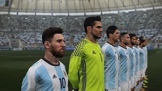 PES 2018 (PC) - Max Settings Live Broadcast looks like the real deal 😱