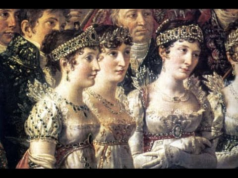 Power and Pettiness - Lecture 2 - The Parvenu Princesses : A tale of beauty and betrayal.