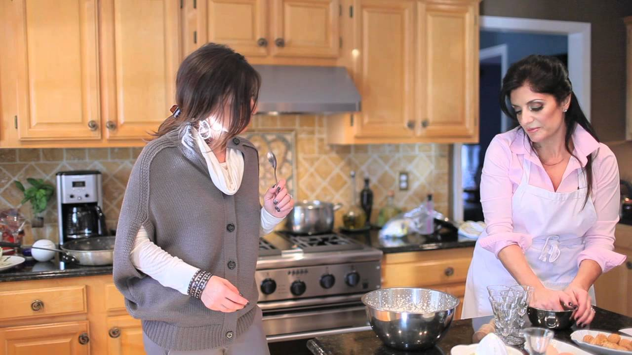 In the Kitchen with Kathy