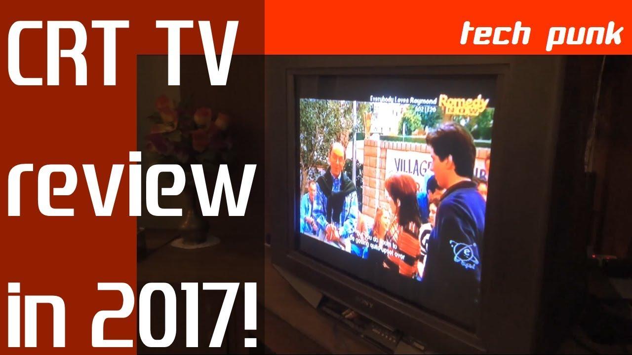 CRT tv review [SONY] WEGA TRINITRON Picture Tube