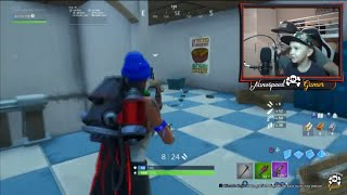 DIRECTO Fortnite ONLINE con PABLO- YOUTUBE - 28/09/2019