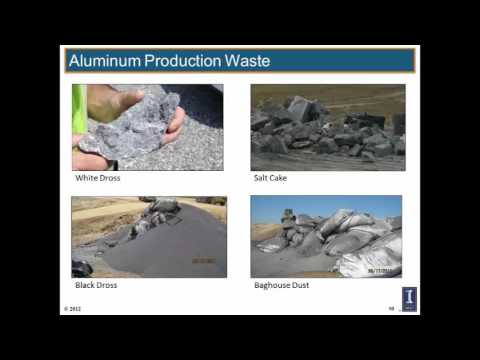 Sustainable Secondary Aluminum Production and Recycling