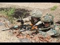 Indian and Royal British Army Joint Exercise in Bikaner Rajsthan