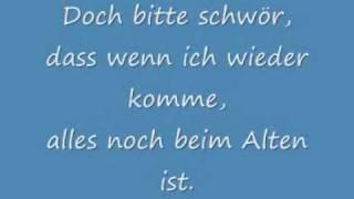 Silbermond - Irgendwas bleibt mit Lyrics