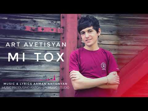 Art Avetisyan - Mi Tox // New Audio Premiere // 2019