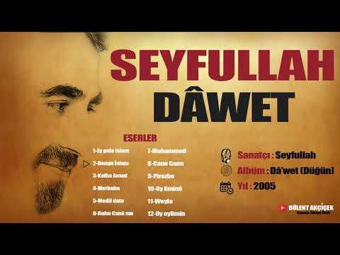 Seyfullah - Dawet ( Düğün ) Albümü 2005