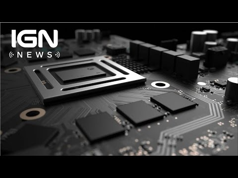 Microsoft Still Confident It Will Have 'Most Powerful Console Ever' - IGN News