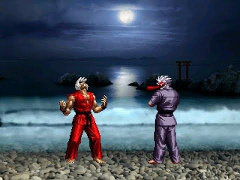 Violent Ken Vs Mr.Karate