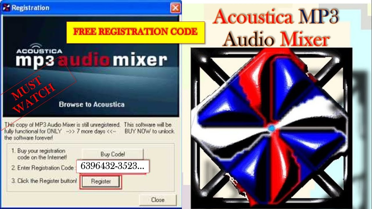 acoustica mp3 to wav converter plus keygen