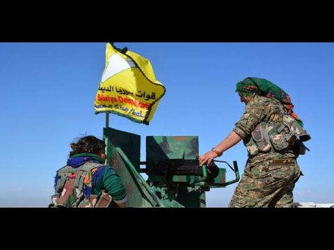قوات سوريا الديمقراطية تطرد داعش من بلدة في الحسكة  - نشر قبل 1 ساعة