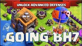 Going BH7 & What to Upgrade First in Clash of Clans - Early Tips & Upgrade Order for Builder Hall 7
