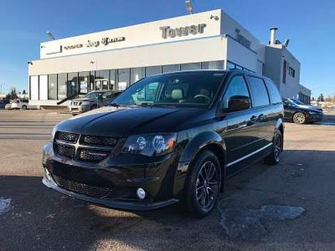 2017 dodge grand caravan gt h3011 tower chrysler youtube. Black Bedroom Furniture Sets. Home Design Ideas
